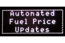 GAS003 - Custom Gas Station Price Changer for Retail